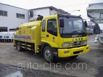 华建牌HDJ5110THBAU型混凝土泵车
