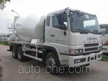 华建牌HDJ5241GJBFU型混凝土搅拌运输车
