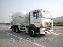 华建牌HDJ5250GJBGH型混凝土搅拌运输车