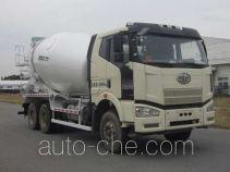 华建牌HDJ5251GJBJF型混凝土搅拌运输车