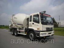 华建牌HDJ5254GJBAU型混凝土搅拌运输车