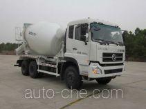 华建牌HDJ5254GJBDF型混凝土搅拌运输车