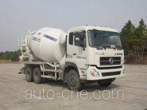 华建牌HDJ5256GJBDF型混凝土搅拌运输车