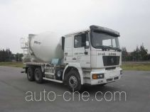 华建牌HDJ5256GJBSX型混凝土搅拌运输车
