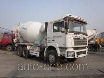 华建牌HDJ5257GJBSX型混凝土搅拌运输车