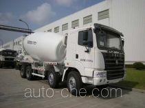 华建牌HDJ5310GJBHY型混凝土搅拌运输车