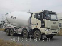 华建牌HDJ5310GJBJF型混凝土搅拌运输车