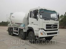 华建牌HDJ5311GJBDF型混凝土搅拌运输车