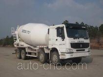 华建牌HDJ5311GJBHO型混凝土搅拌运输车