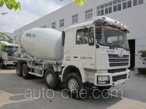 华建牌HDJ5311GJBSX型混凝土搅拌运输车