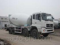 华建牌HDJ5312GJBDF型混凝土搅拌运输车