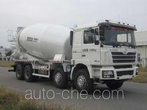 华建牌HDJ5312GJBSX型混凝土搅拌运输车