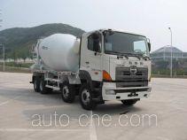 华建牌HDJ5313GJBHI型混凝土搅拌运输车