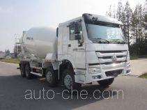 华建牌HDJ5314GJBHO型混凝土搅拌运输车