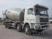 华建牌HDJ5314GJBSX型混凝土搅拌运输车