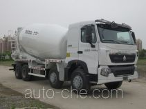 华建牌HDJ5315GJBHO型混凝土搅拌运输车