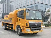 Hold HDL5131THB truck mounted concrete pump
