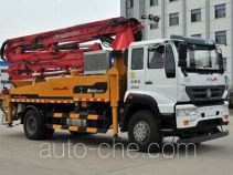 Hold HDL5200THB concrete pump truck