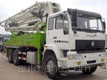 Hold HDL5260THB concrete pump truck