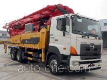 Hold HDL5331THB concrete pump truck
