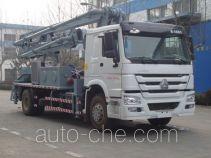 铁力士牌HDT5190THB-24/3型混凝土泵车