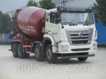 铁力士牌HDT5315GJB型混凝土搅拌运输车