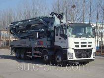Tielishi HDT5381THB concrete pump truck