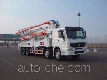 Tielishi HDT5401THB concrete pump truck
