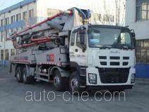 Tielishi HDT5411THB-52/5 concrete pump truck