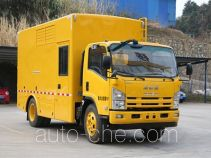 Haidexin HDX5103XDY power supply truck