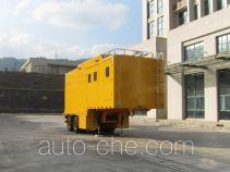 Haidexin HDX9180XJC testing/detection trailer