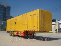 Haidexin HDX9320XDY power supply trailer