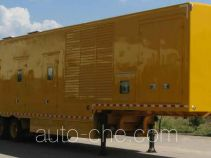 Haidexin HDX9401XDY power supply trailer