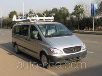 Shangda HE5030TLJA road testing vehicle