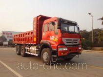 恩信事业牌HEX3251Z型自卸汽车
