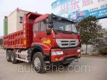 恩信事业牌HEX3252Z型自卸汽车