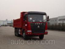 恩信事业牌HEX3255Z型自卸汽车