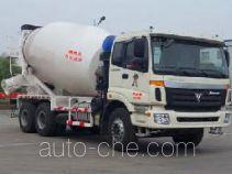 恩信事业牌HEX5251GJBBJ型混凝土搅拌运输车