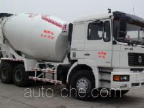 恩信事业牌HEX5251GJBSX型混凝土搅拌运输车