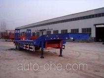 恩信事业牌HEX9221TDP型低平板半挂车
