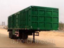 恩信事业牌HEX9270XXY型厢式半挂车