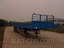 Enxin Shiye HEX9310 gooseneck dropside trailer