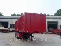 恩信事业牌HEX9320XXY型厢式半挂车