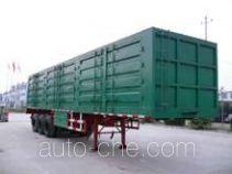 恩信事业牌HEX9330XXY型厢式半挂车