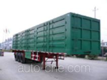 Enxin Shiye HEX9330XXY box body van trailer
