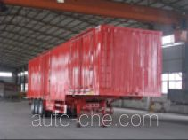 Enxin Shiye HEX9331XXY box body van trailer