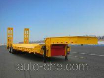 恩信事业牌HEX9350TDP型低平板半挂车
