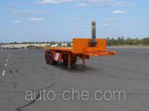 Enxin Shiye HEX9350ZZXP flatbed dump trailer