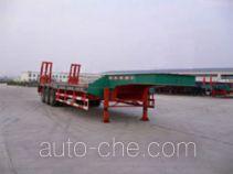 恩信事业牌HEX9370TDP型低平板半挂车