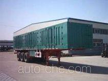 恩信事业牌HEX9391XXY型厢式运输半挂车